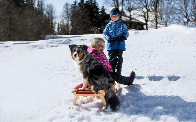 Kinder Winterjacken