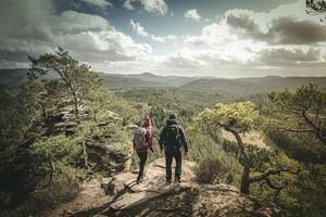 Infinite Hike - Fast Forward