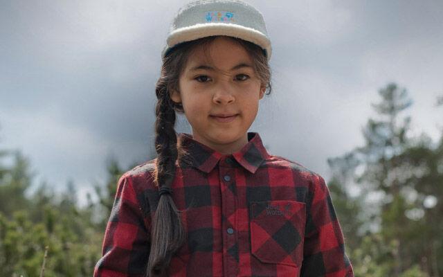 Kinder Sherpa – flauschig warm
