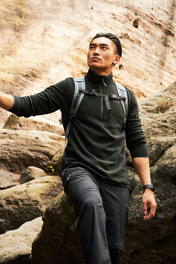 Mood image SUMMER HIKING OUTFIT MEN