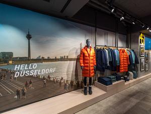 Customer Experience im Fokus des wiedereröffneten Düsseldorfer JACK WOLFSKIN-Stores