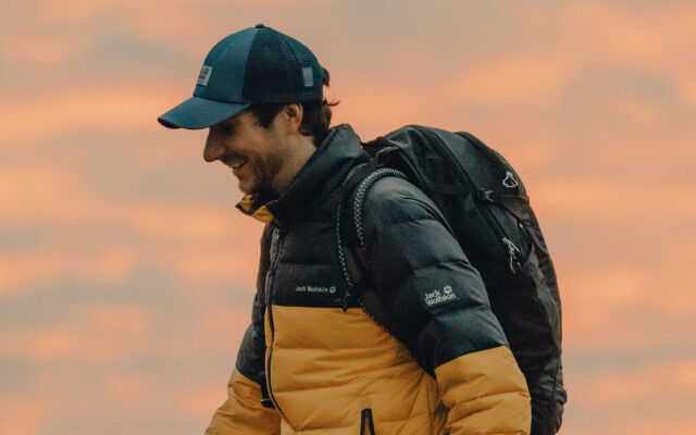 Männer Hike DNA – Retro Styles