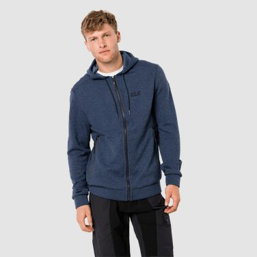 FINLEY HOODED JACKET M