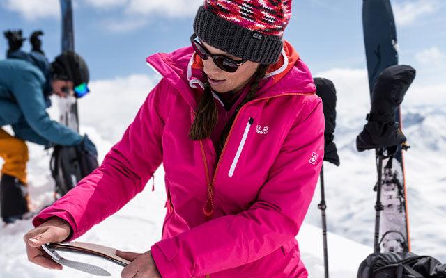 Frauen Skijacken