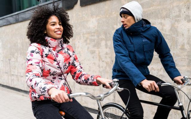 Frauen Radfahren