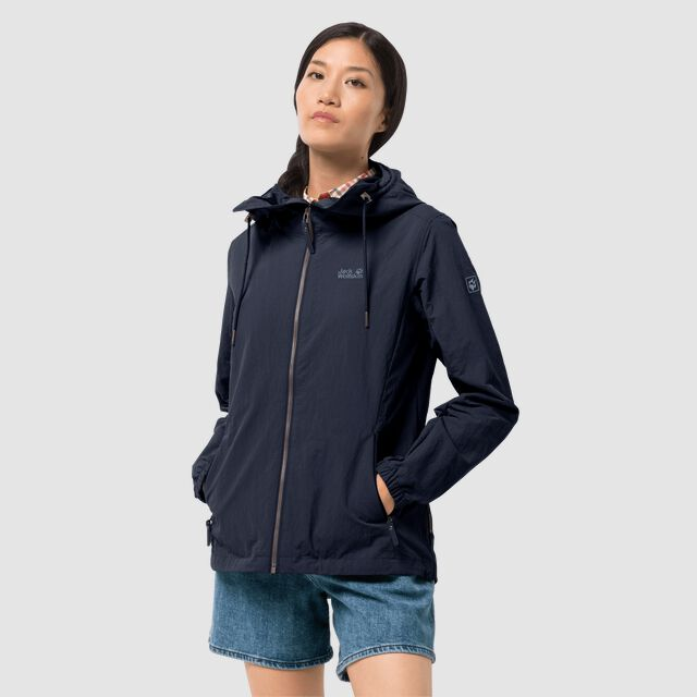 LAKESIDE JACKET W