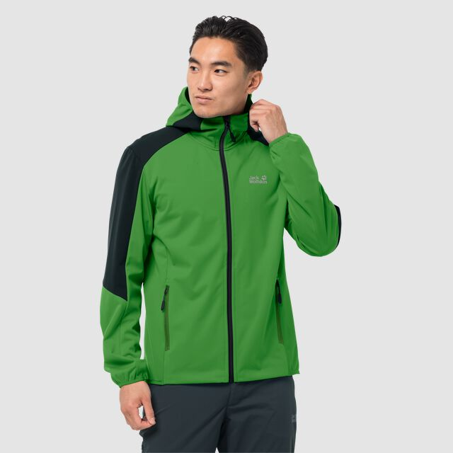 GO HIKE SOFTSHELL M