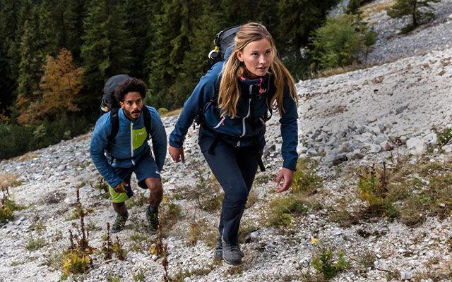 Frauen Bergsport