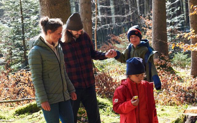 Kinder Wandern mit den Großen