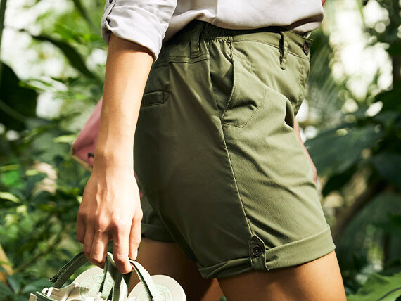 Mood image SAFARI OUTFIT WOMEN
