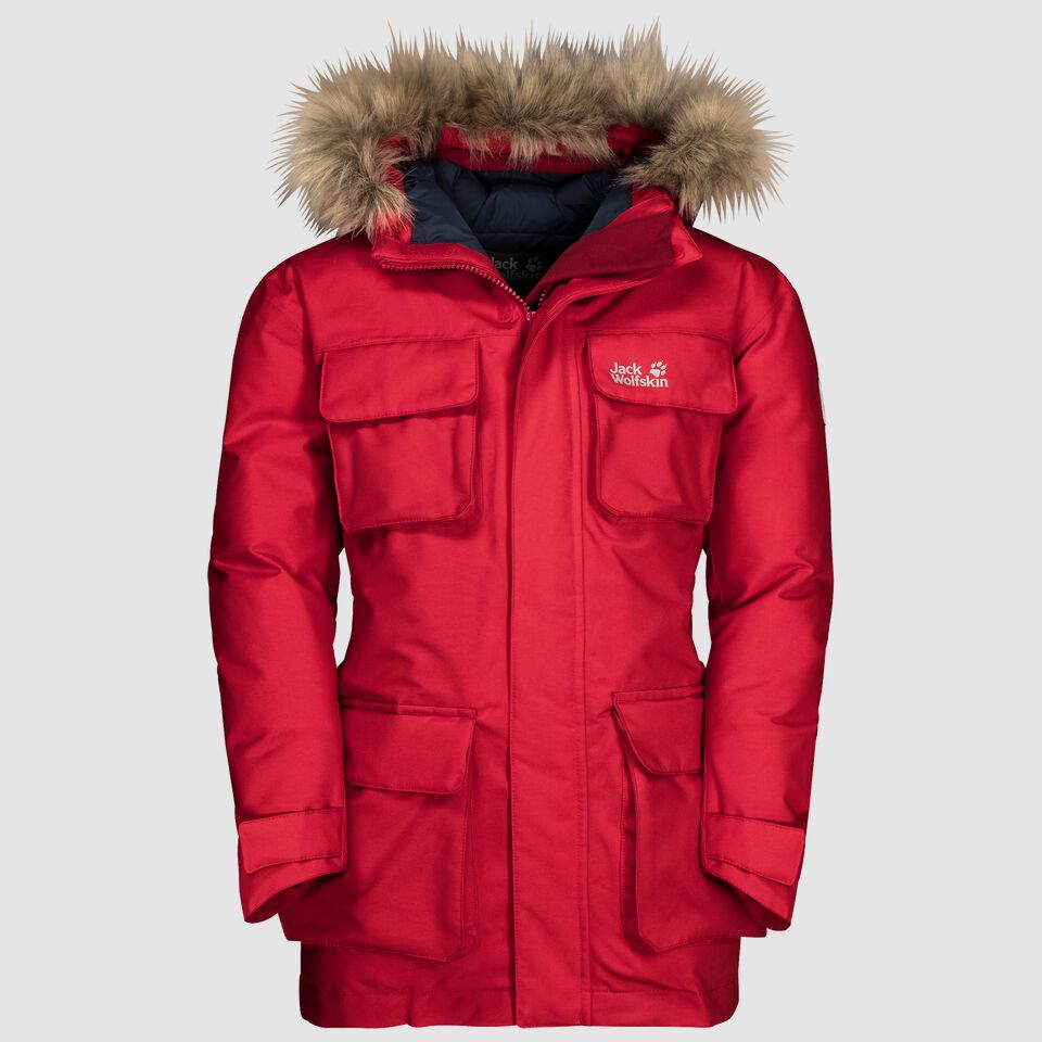 check out 6aafe 923bf ICE EXPLORER JACKET KIDS