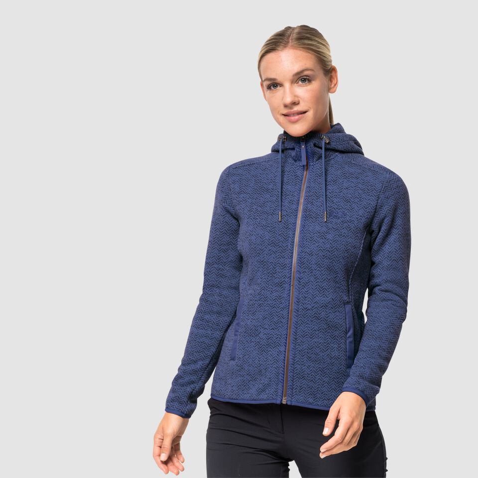 PATAN HOODED JACKET W
