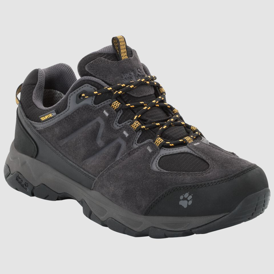 sports shoes 3a47e e17f2 MTN ATTACK 6 TEXAPORE LOW M