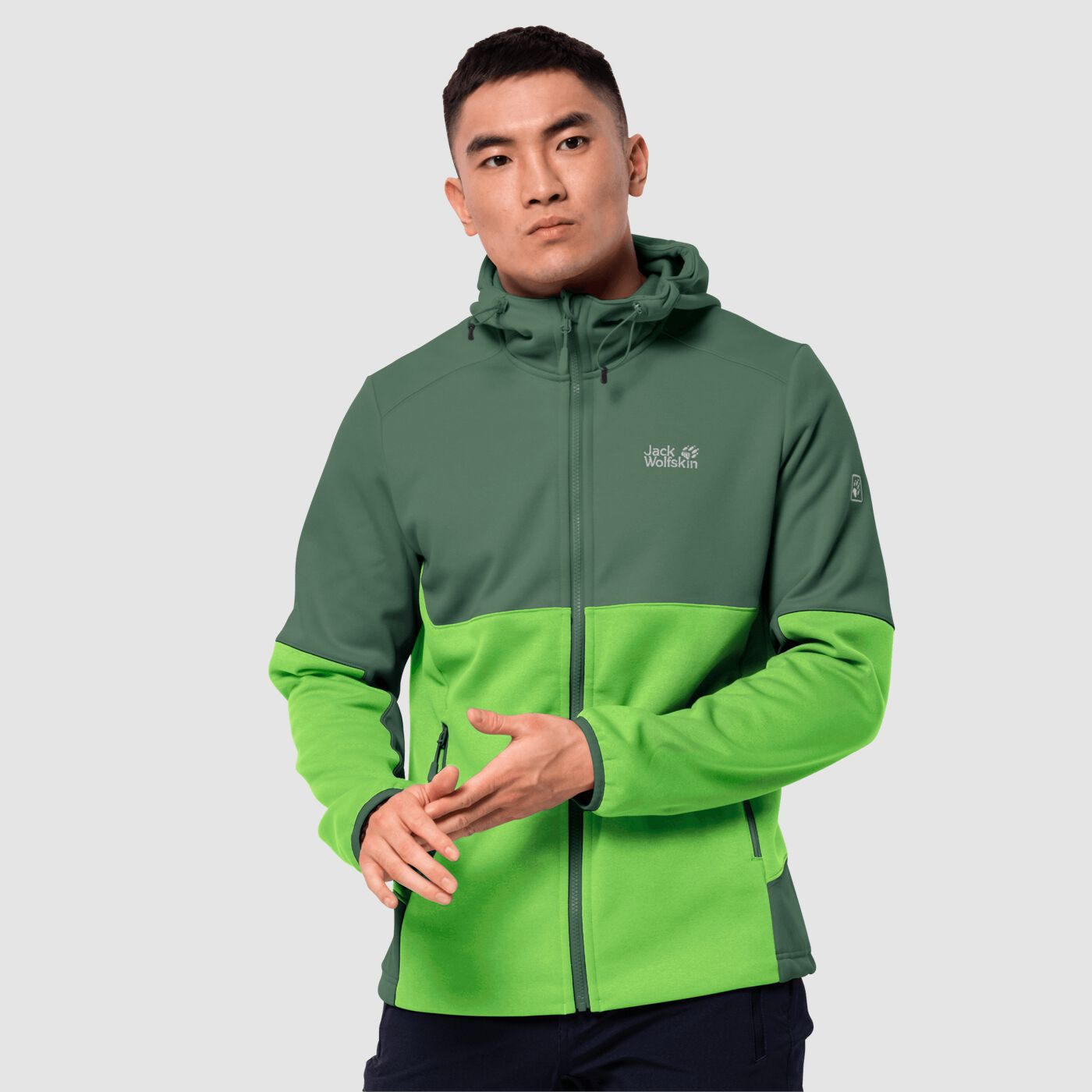 HYDRO HOODED II JACKET M