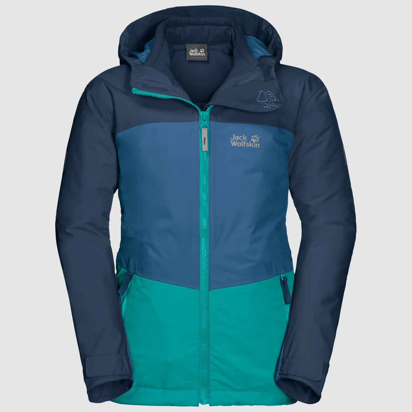 ARGON ICE 3IN1 JACKET KIDS