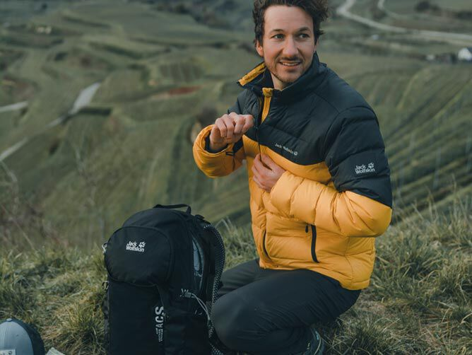 Mood image HIKING OUTFIT MEN