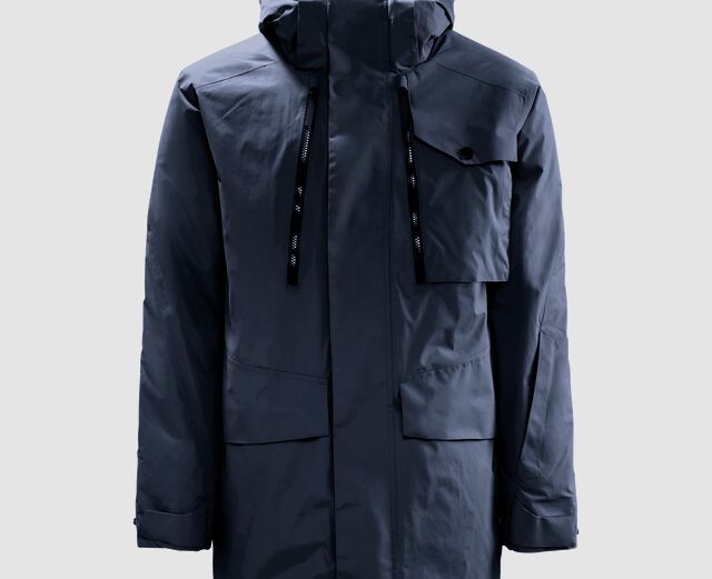 CASTLE HILL JACKET M