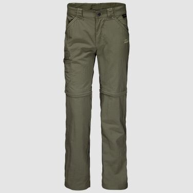 SAFARI ZIP OFF PANTS K