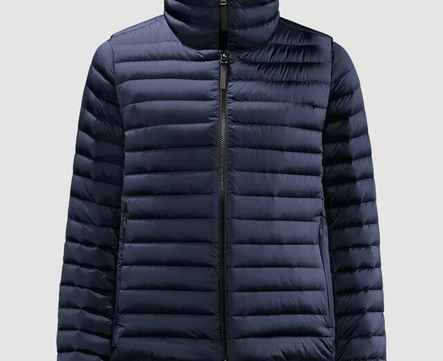 UPPER EAST TWIN JACKET W