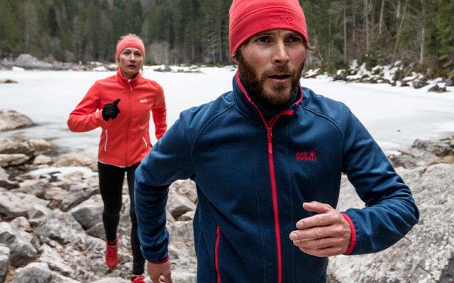 Männer Outdoor Fitness