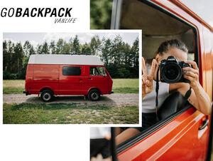 JACK WOLFSKIN startet neues Outdoor-Abenteuer #GOBACKPACK VANLIFE