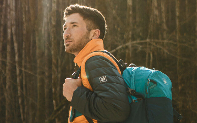 Männer Infinite Hike – Bergwandern