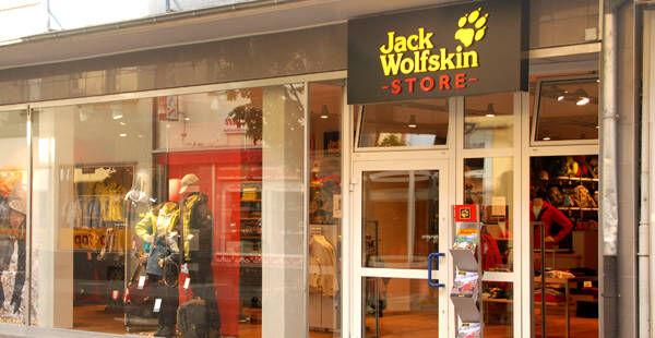 JACK WOLFSKIN STORE: Hanau, Lindenstraße 7 – JACK WOLFSKIN