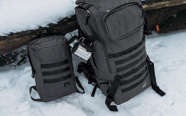 Ausrüstung Reisegepäck