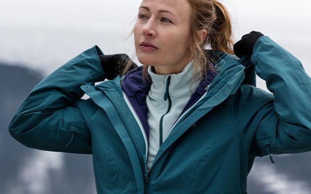 size 40 644f2 4081d Frauen 3-in-1 Jacken online kaufen – JACK WOLFSKIN