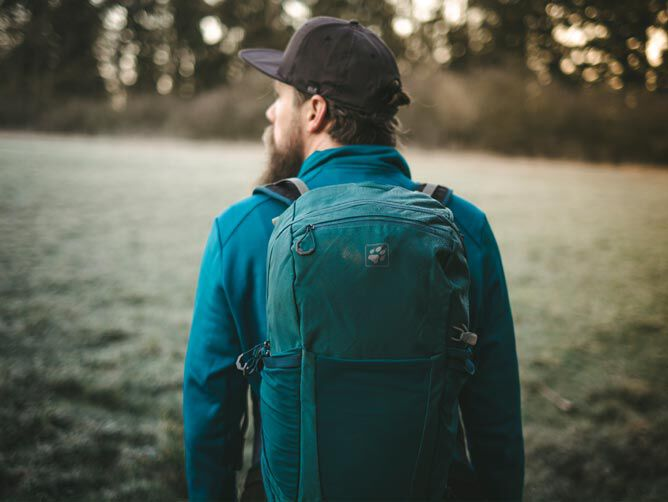 Mood image FALL HIKING OUTFIT MEN