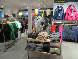 JACK WOLFSKIN eröffnet Outlet-Store in der Outletcity Metzingen