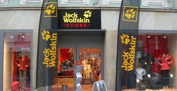JACK WOLFSKIN STORE: Bamberg, Lange Straße 23 – JACK WOLFSKIN