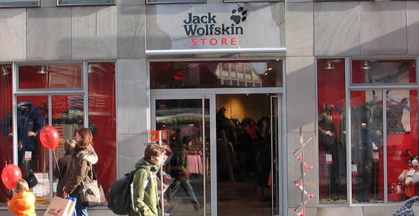 JACK WOLFSKIN STORE: Ulm, Hafengasse 2 – JACK WOLFSKIN