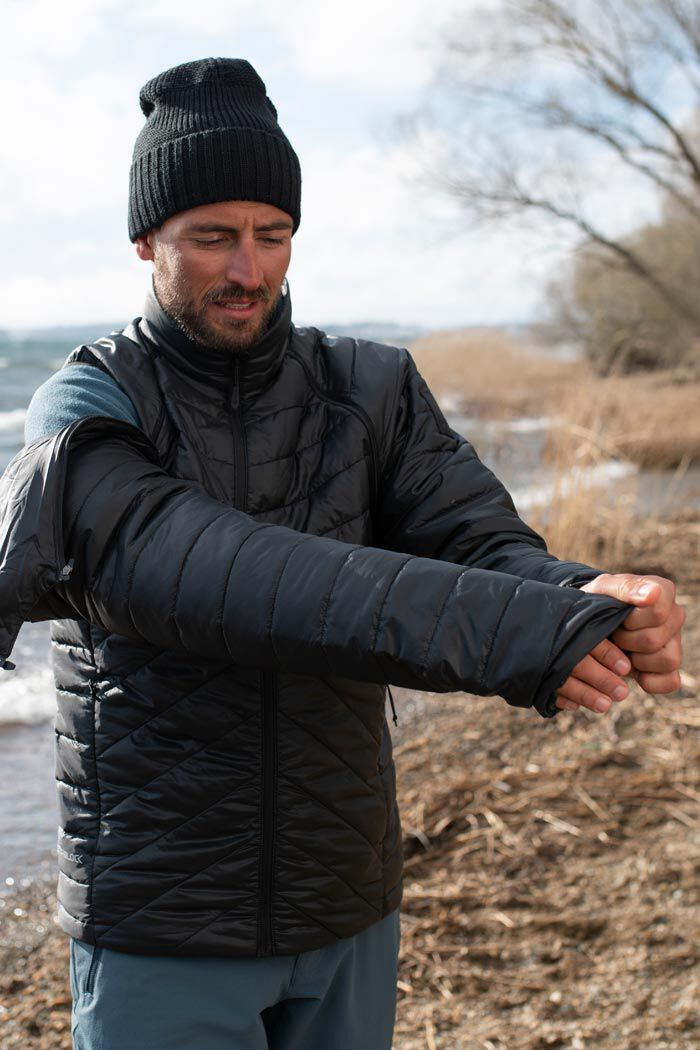 WINTER HIKING OUTFIT MEN
