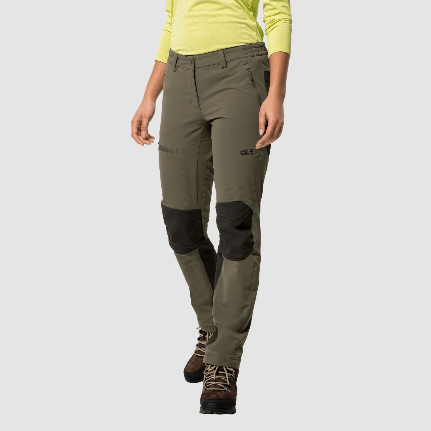 ROCK TREK PANTS W