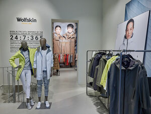 WOLFSKIN TECH LAB eröffnet ersten Pop-Up-Store + Showrrom auf der Berlin Fashion Week
