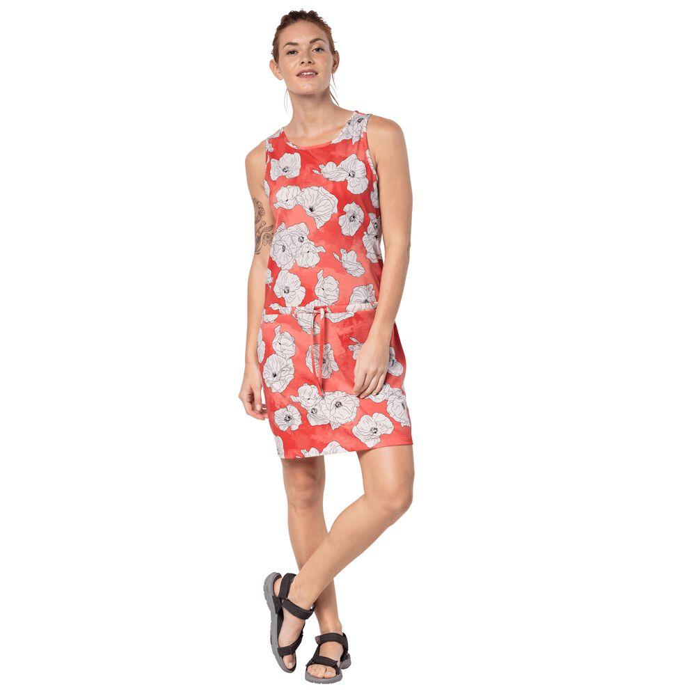 Jack Wolfskin Kleid Marigold Dress M rot