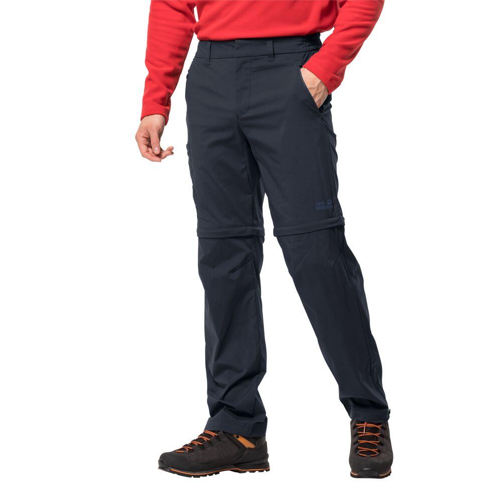 Empfehlung: Zip-Off Softshellhose Männer Overland Zip Away Jack Wolfskin  von Jack Wolfskin*