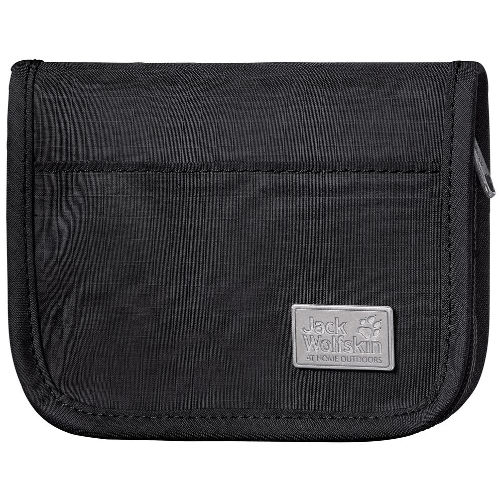 Jack Wolfskin First Class Blend Portemonnaie one size grau phantom heather | Accessoires > Portemonnaies > Sonstige Portemonnaies | Jack Wolfskin