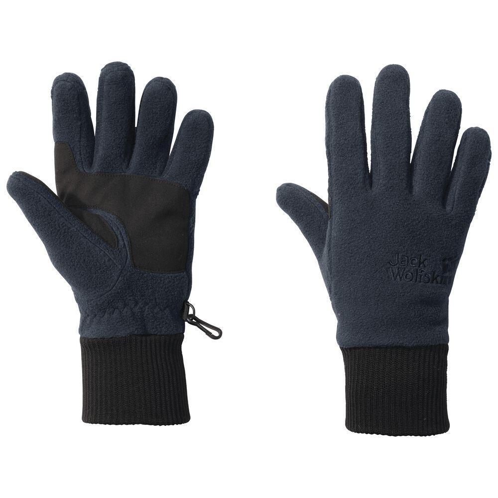 Jack Wolfskin Fleece-Handschuhe Vertigo Glove S blau | Accessoires > Handschuhe > Fleecehandschuhe | Blue | Jack Wolfskin