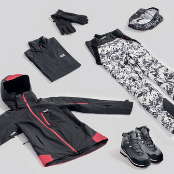 SNOW SPORTS OUTFIT WOMEN