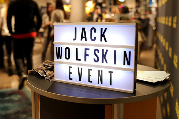 Events mit JACK WOLFSKIN