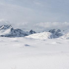 Wintersport banner