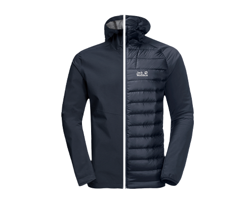 Pack and Go jacket