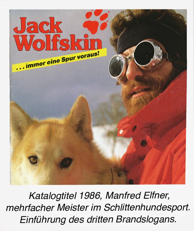 JACK WOLFSKIN MARKED BY THE WILDERNESS - 40 JAHRE INNOVATION, WETTERSCHUTZ UND ABENTEUER