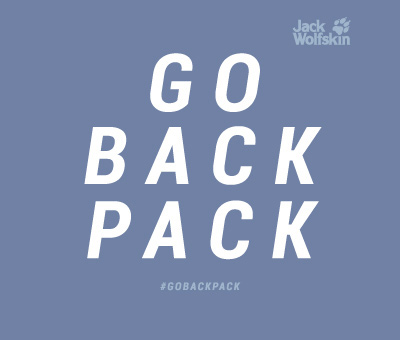 Eure #GOBACKPACK Stories
